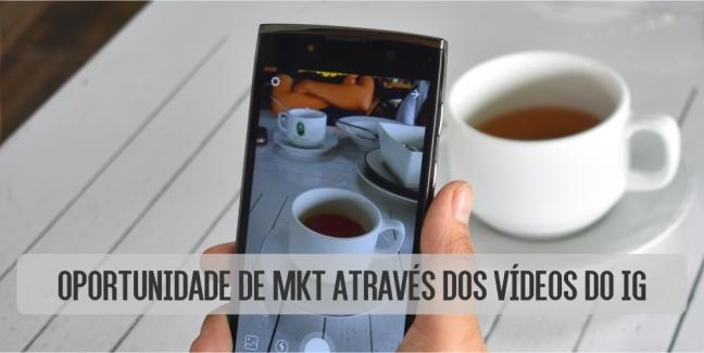 video no instagram